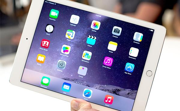 iPad Air 2 終於不只雙核, 速度遠超 iPhone 6