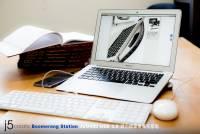 MacBook 真糟,USB 居然只有兩個!j5create JUD480 USB 3.0 迴力鏢筆