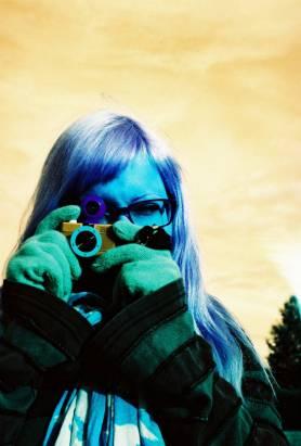 拍出個性化的 Lomo 照片, Lomography 推出 Lomochrome Turquoise 系列彩色負片底片