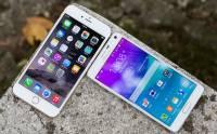 iPhone 6 Plus Galaxy Note 4 之戰第一回合: 銷量比拼竟是這樣