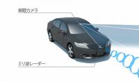 本田汽車發表安全駕駛輔助技術 Honda SENSING ,將率先搭載在新一代旗艦房車 Legend 上