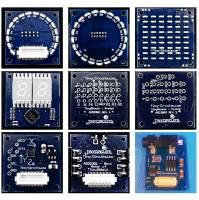 微型化的Arduino平台:TinyDuino