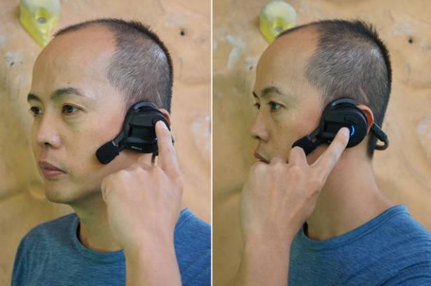 SENA EXPAND 遠距藍牙對講立體聲耳機,突破耳機框架、挑戰自我極限,攀岩強人現身說法!