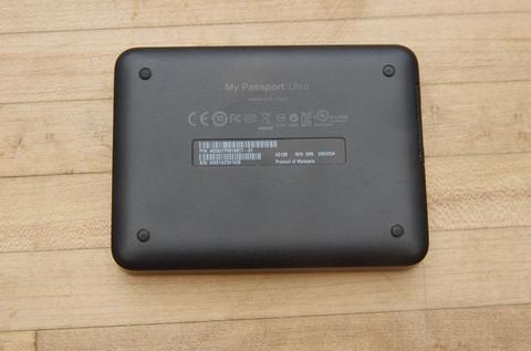 附加軟體功能多, WD My Passport Ultra 1TB 動手玩(補上測試成績)