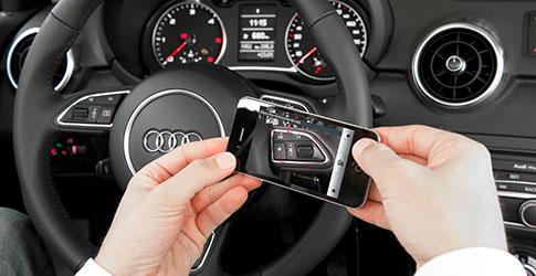 Audi 與軟體商 Metaio 合作,推出增強實境式 Audi A3 車主手冊 app