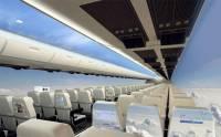 你夠膽坐嗎 新型無窗飛機 看到外面 360 度全景 [影片]
