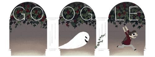 每天上網的小驚喜!Google 首頁塗鴉的幕後功臣