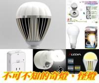 【裝潢做功課】不可不知的LED奇燈 怪燈