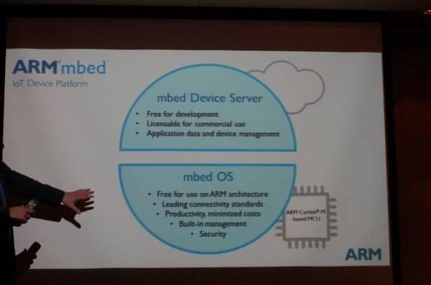 ARM 談 IoT 布局:以免費的 embed 系統平台簡化開發程序,並讓開發者專注於開發應用的差異化