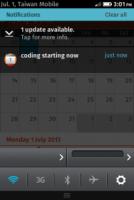 如何在使用者點擊 Notification 通知後,傳遞參數給 App?