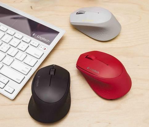羅技推出無線滑鼠 M280、無線滑鼠鍵盤組 MK345 時尚設計、卓越性能與舒適操控完美結合  處處令人驚艷