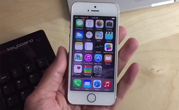 充分利用有限的螢幕空間: 舊機可轉用 iPhone 6 解像度