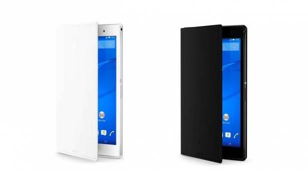 Xperia Z3 專屬配件上市,無線充電皮套、 PS4 遙控遊玩用支架登場
