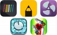 [10 11] iPhone iPad 限時免費 Apps 精選推介