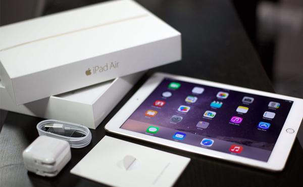 台灣等到了! iPad Air 2 / iPad mini 3 指定型號終於通過認證