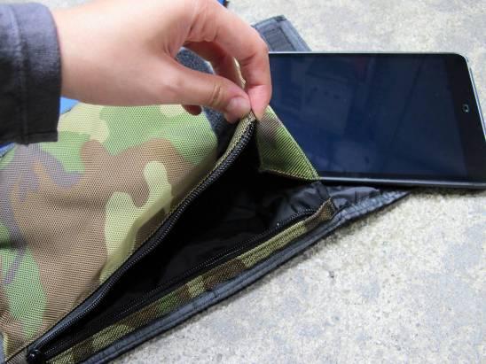 硬挺質感 X 多元使用、HUMN 暮樂生活 Ximpo 帆布保護套實測