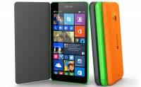微軟牌 Lumia 手機第一發,針對主流市場的 5 吋機 Lumia 535