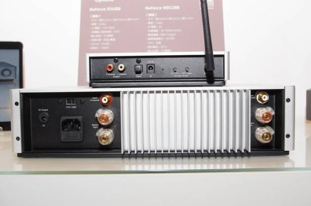 奧圖碼進軍音響領域,發表數位流二聲道組合 Optima NuForce STA200 與 WDC2002 無線轉換器