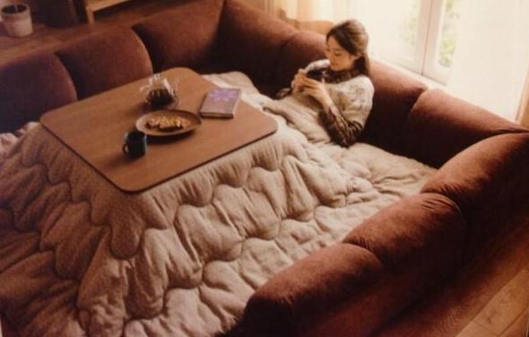 只要有它就可以宅在家裡過一整個冬天惹…