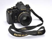 Nikon Df 推出一周年紀念版 Gold Edition ,限量 1 600 台