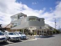 Toda House 像鳥巢般的螺旋屋,360度風景全都看透透