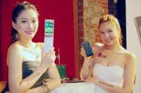 摺疊手機愛好者的新選擇, LG 在台推出 Wine Smart 4G 智慧型摺疊機