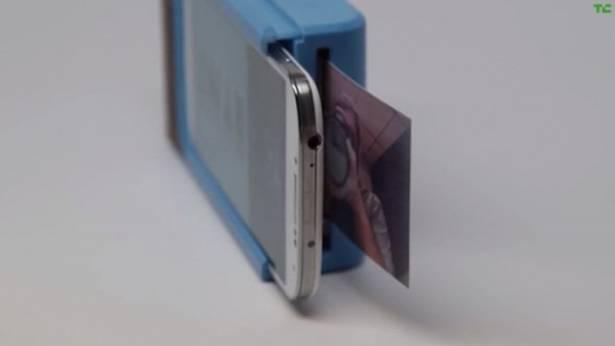 手機變拍立得!Prynt Case 手機殼準備集資