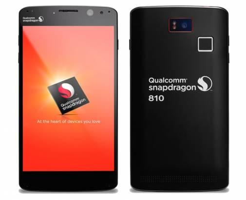 高通 Snpadragon 810 開發用參考設計手機、平板開賣
