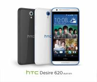 HTC 推出平價 Desire 機種 Desire 620G Dual SIM 與 Desire 6