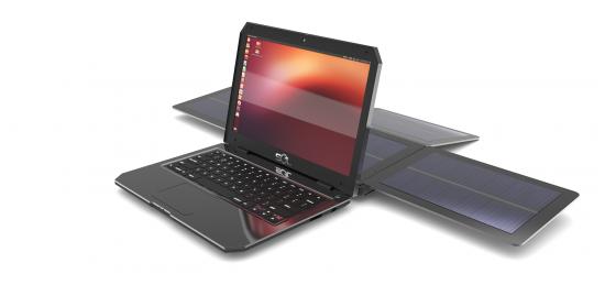【MR JAMIE專欄】品味:SOL 太陽能野外筆電