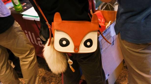 到 COSCUP 2013 找 Mozilla 人好多花絮!