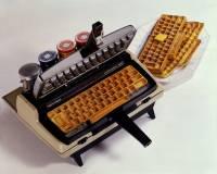 【鬆餅革命】美味的鍵盤鬆餅烤盤募資中