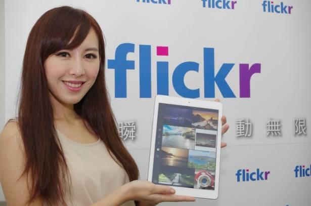 Flickr 歡慶十年, iPad 版上線並新推 Wall Art 相片掛畫印刷服務