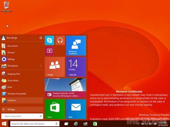 Windows 10 Build 截圖曝光, Cortana 、 Xbox app 整入系統