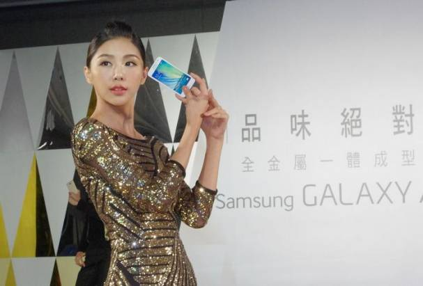 Galaxy Alpha 新成員,瞄準年輕族群並主打金屬工藝 Galaxy A3 、 A5 在台推出