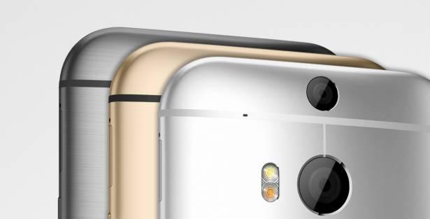 傳 HTC 次代旗艦手機 Hima 將先推灰、銀、金三色