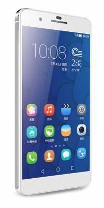 華為發表雙主鏡頭手機榮耀 6 Plus 與首款自主 64 位元架構處理器機種榮耀暢玩 4X