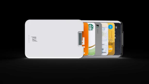 從 Kickstarter 獲得成功後加入 Flying V ,由台灣新創團隊研發的新型錢包 ZENLET