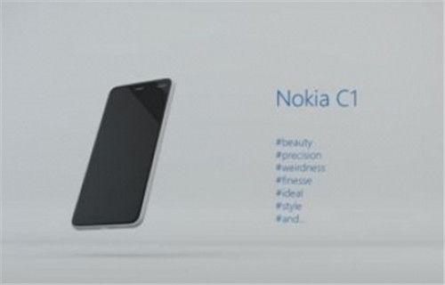 繼平板後新生 Nokia 品牌產品第二彈,是一款低價 Android 手機