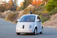 Google 自動駕駛車完整版原型出廠,根本就是...無尾熊造型?