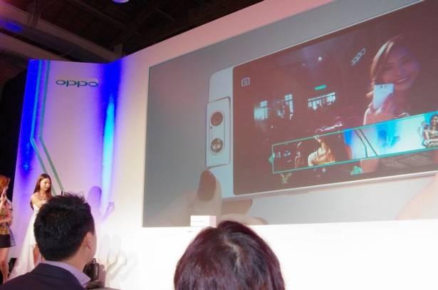 工藝與設計獨樹一格的 OPPO 在台發表最薄手機 R5 以及電動翻轉相機設計的 N3