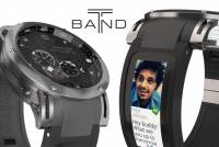 戴不慣科技感太重的智慧錶,那腕帶才是本體的類比味智慧錶 Kairos T-band 或許不錯哩?