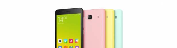 小米正式在中國發表紅米手機 2 ,主打雙 4G 待機