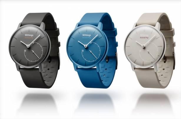 CES 2015:Withings推出Activité Pop智慧型手錶,要價僅150美元