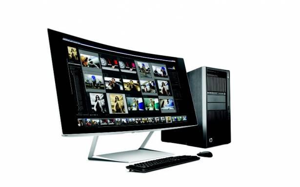 HP 將於 CES 展出 4K 、 5K 與曲面顯示器