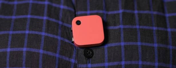 CES 2015:穿戴式迷你攝影機 Narrative's lifelogging camera