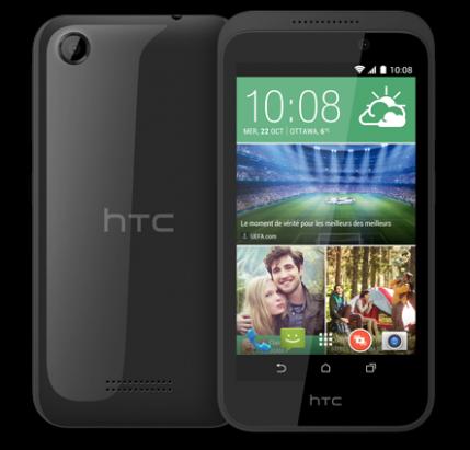 CES 2015 : HTC 公布最新入門款機種 Desire 320