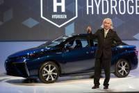 CES 2015 : Toyota 宣布將 5 680 項氫燃料電動車專利提供免費授權,盼加速燃料電