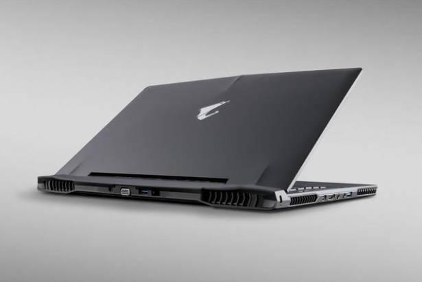 CES 2015 :技嘉發表雙顯卡 15.6 吋電競筆電 AORUS X5 與超薄 17 吋 GTX980M 筆電 P37