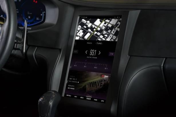 CES 2015 :高通跨入車載聯網平台,與凱迪拉克、瑪莎拉蒂展出聯網概念車